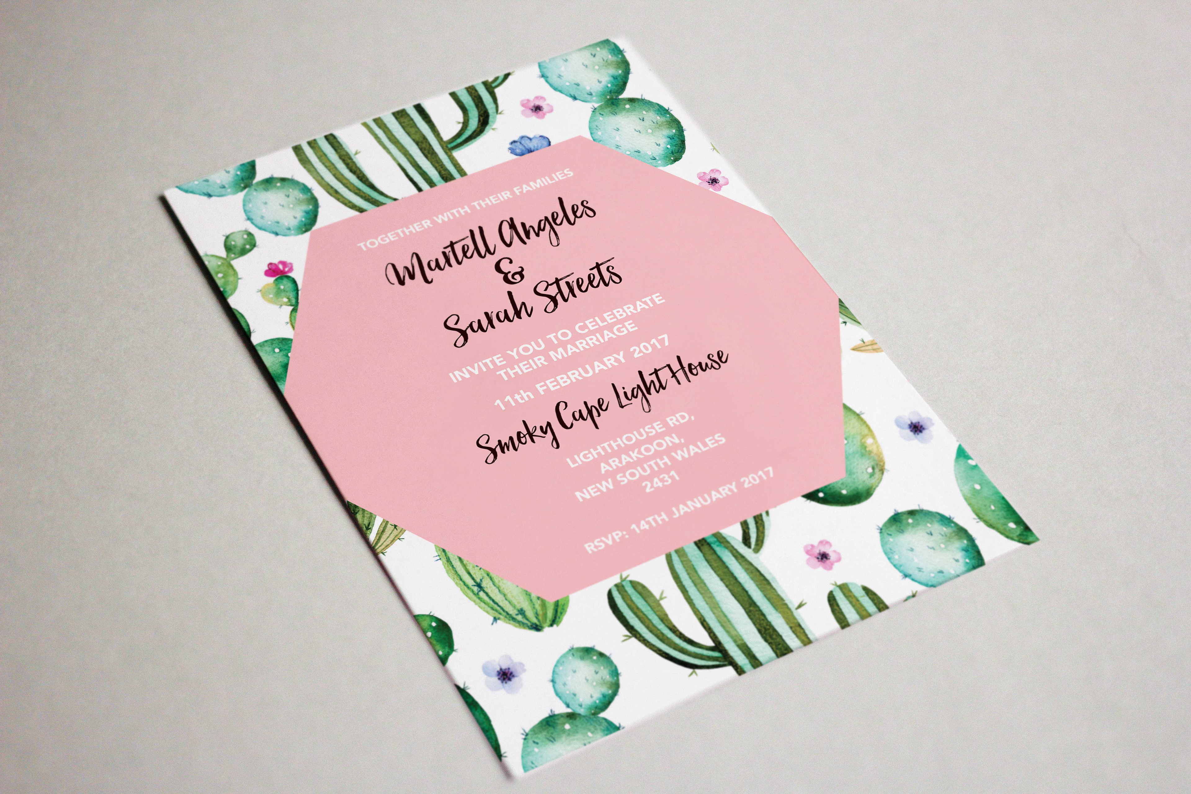 Gabrielle Louise Design - Wedding Invitations