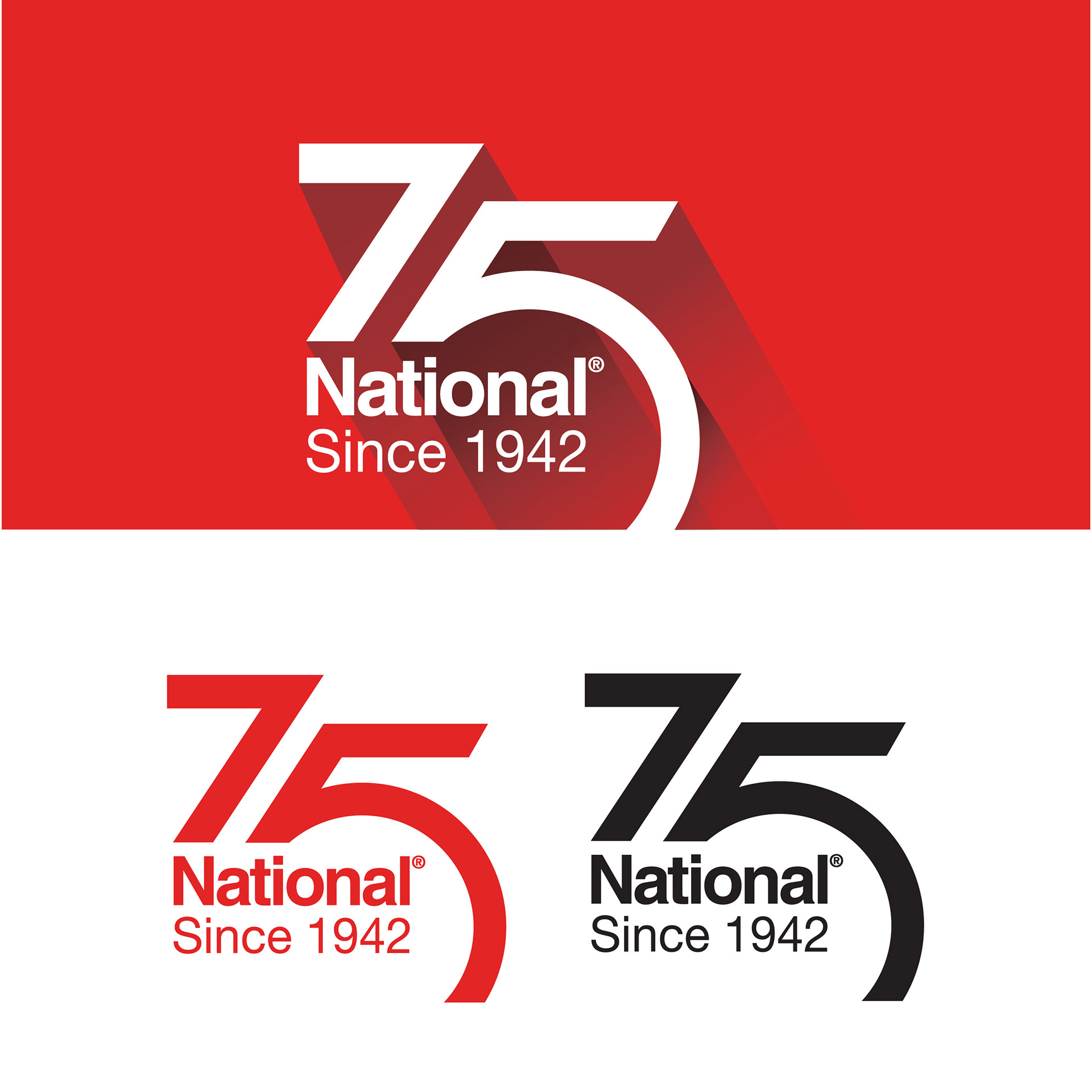 Alexa therese national oil seals 75th anniversary logo i developed a logo for national oil seals 75th anniversary drawing inspiration from the brands current logo which is reminiscent of an oil seal altavistaventures Image collections