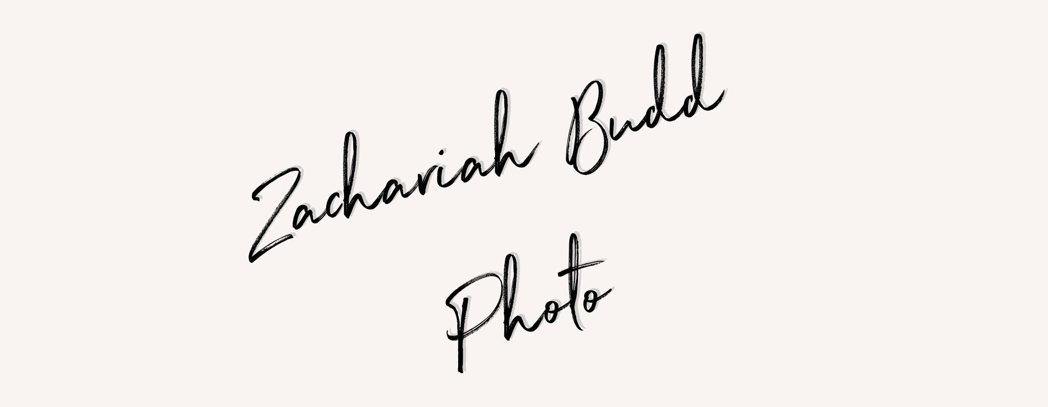Zachariah Budd