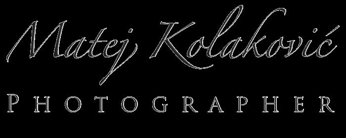 Matej Kolaković Photographer