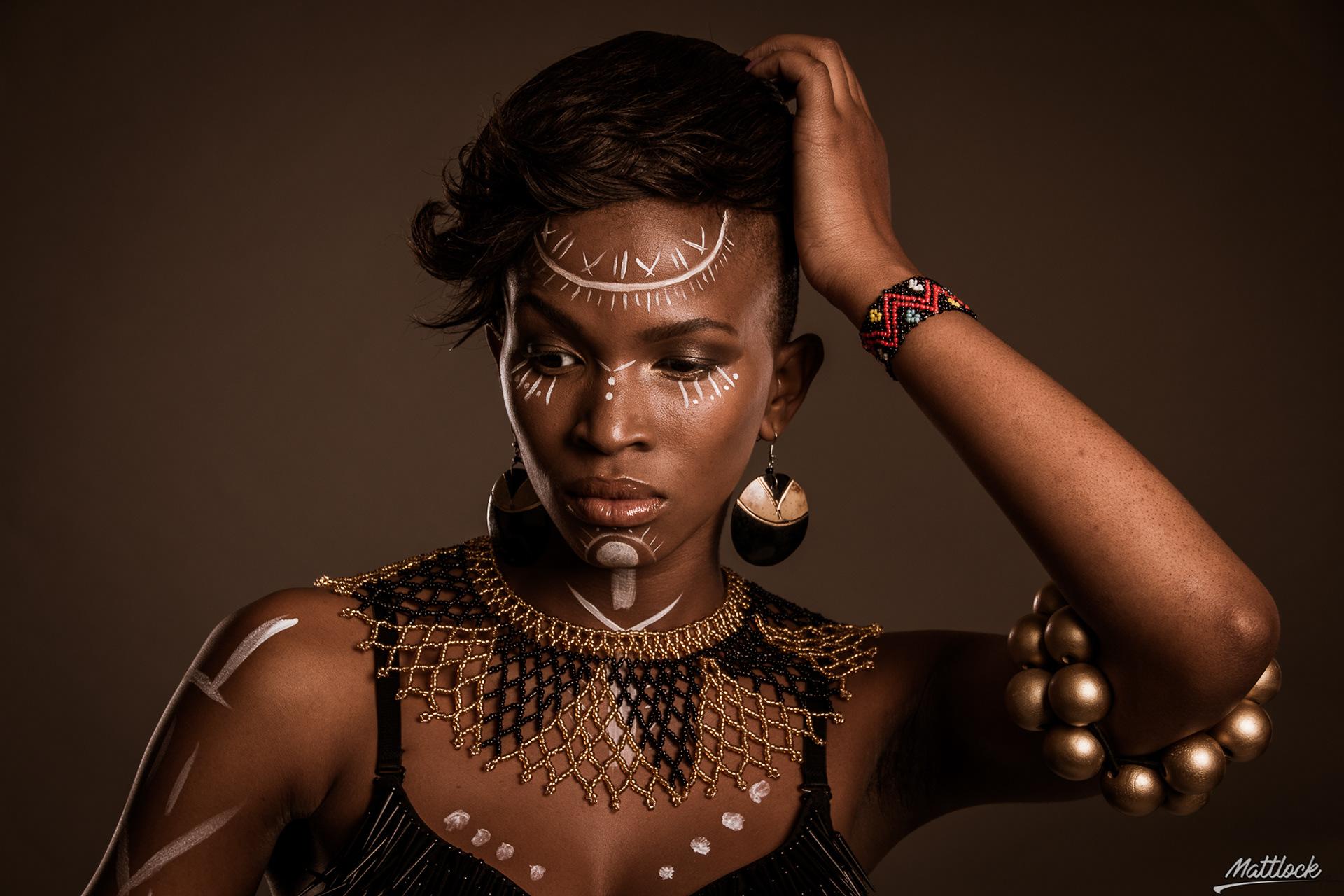 south african beautiful black women natural hair movement