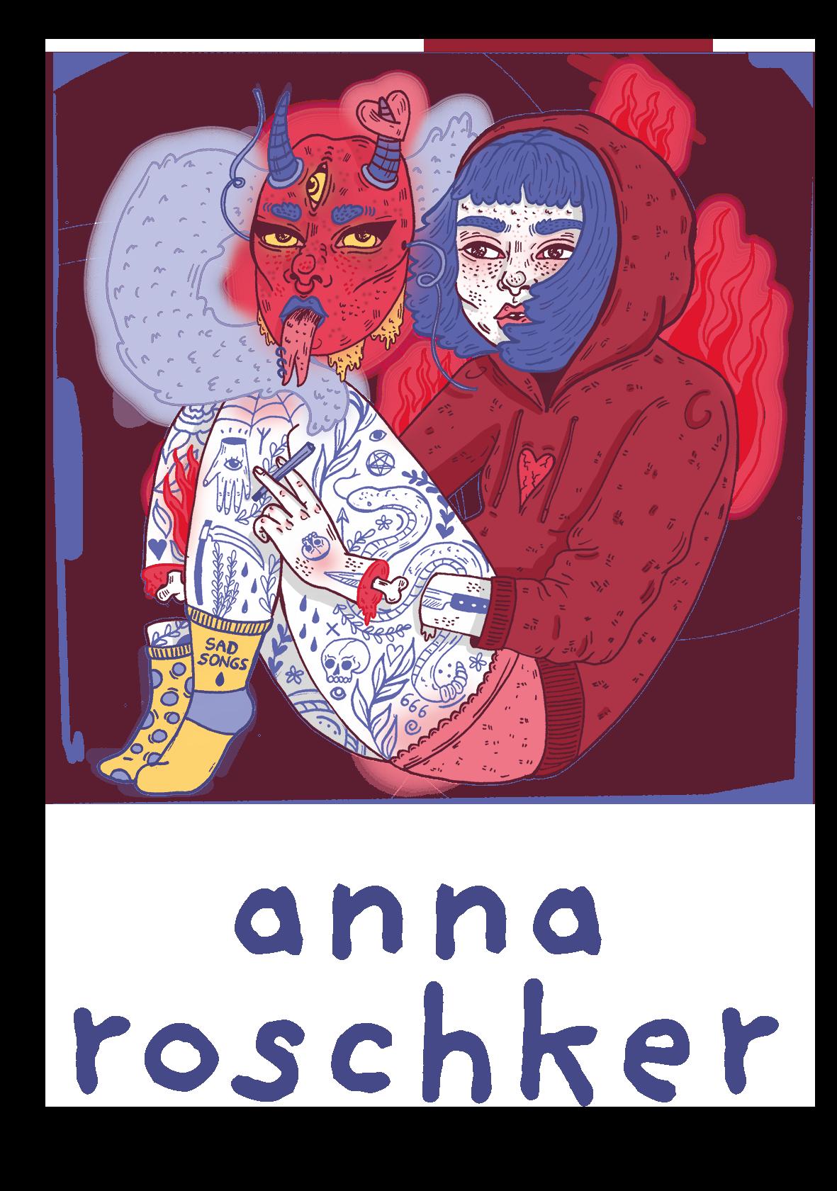 anna roschker
