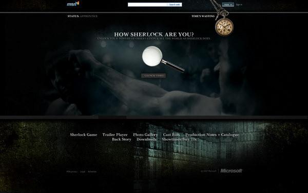 Sean Conrad: Placid Minds - Sherlock Holmes Experience