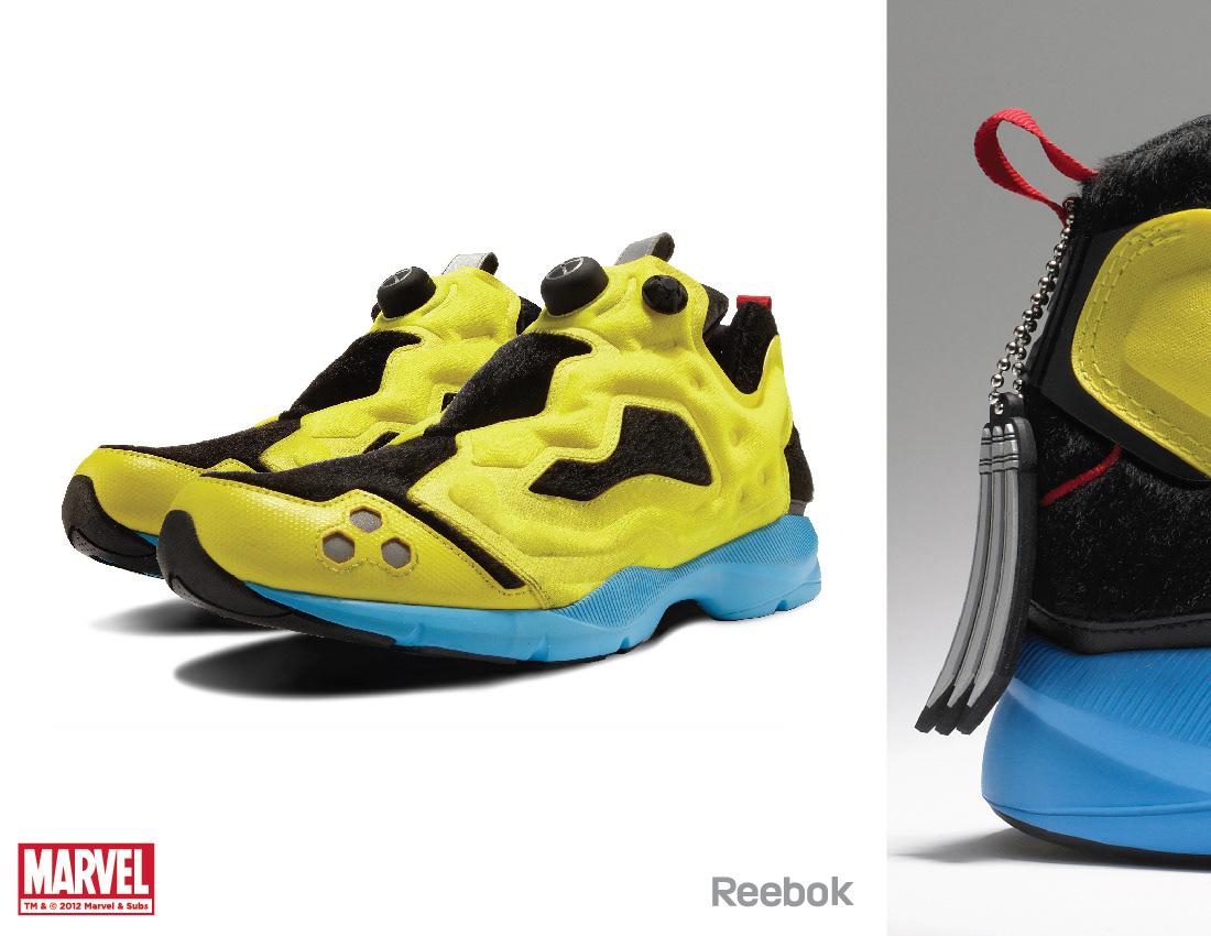 bad8897e709f Anthony Petrie - Reebok X Marvel Limited Edition Footwear