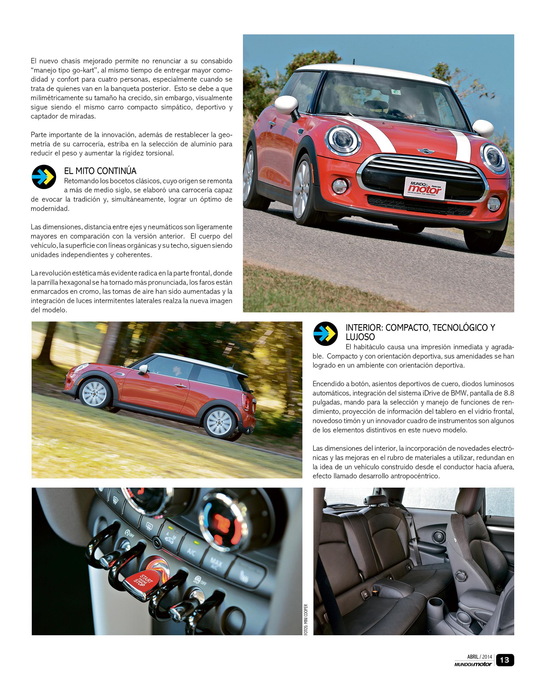Jimmy Rivas - Revista Mundo&Motor Edición 193