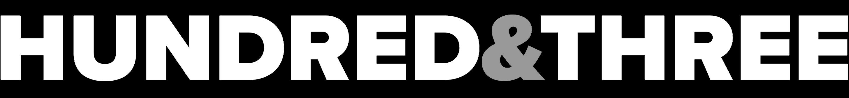 Hundred & Three Video Production