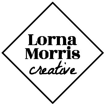 Lorna Morris Creative logo