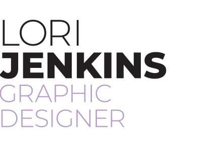 Lori Jenkins, Graphic Designer