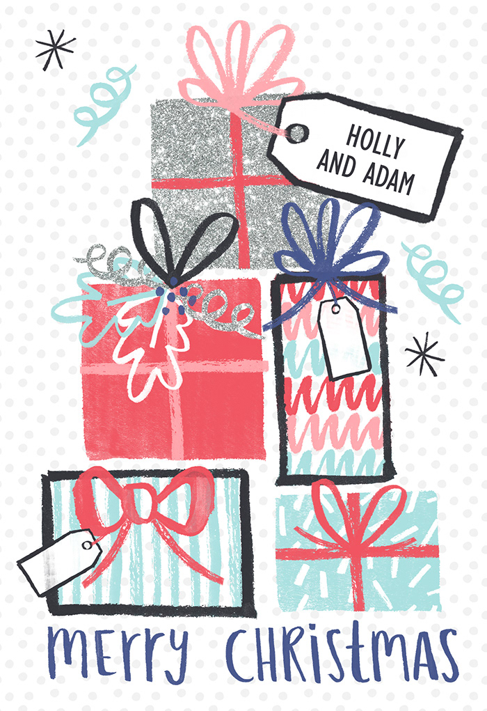 moonpig christmas cards 2018