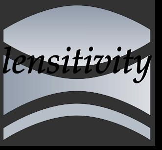 Logo of the lensitivity brand