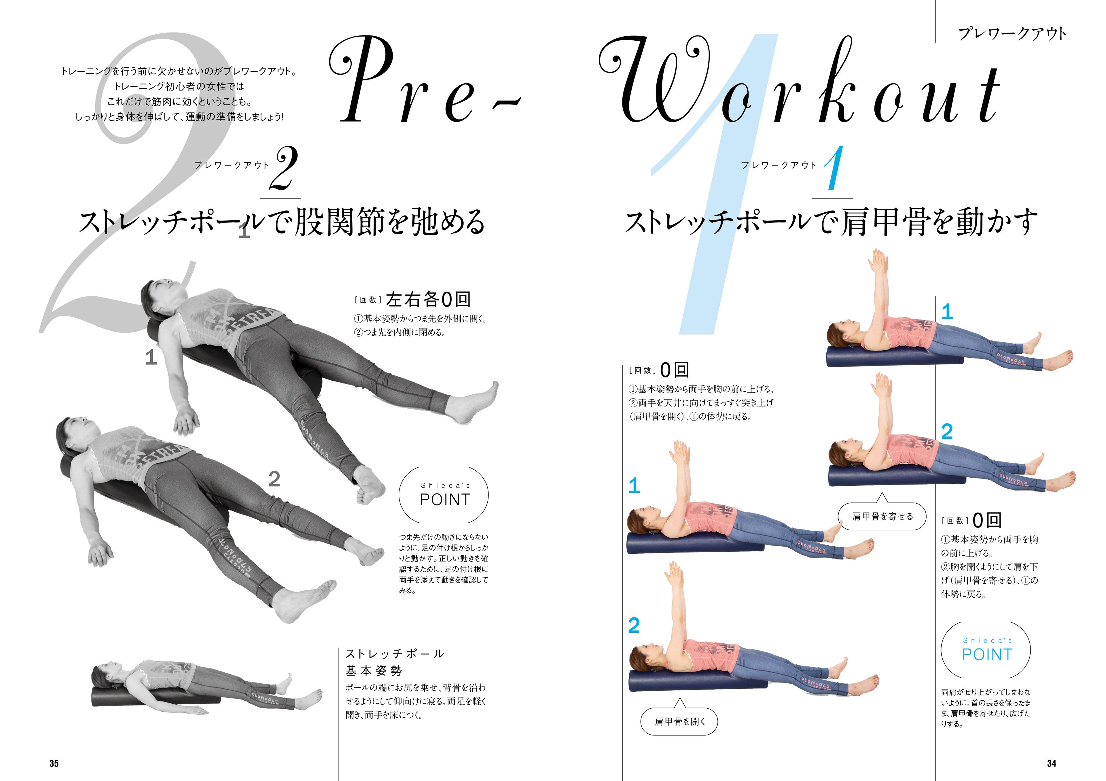 Kmy Online Portfolio Page Layout For Women S Fitness