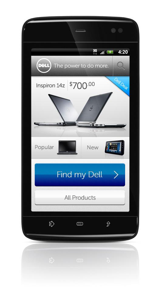 Nathan Thompson - Dell Mobile App
