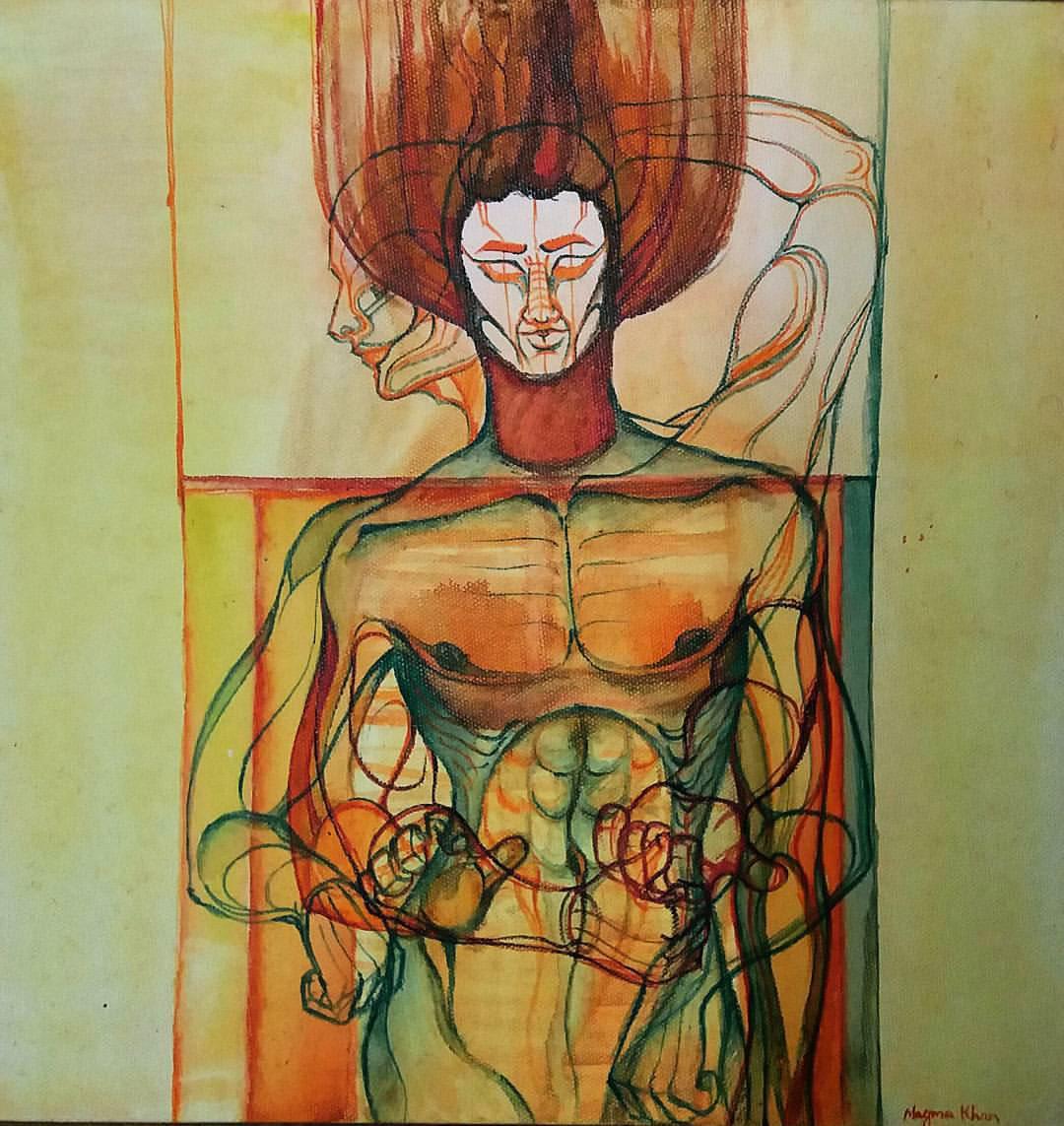 nagma khan - male anatomy