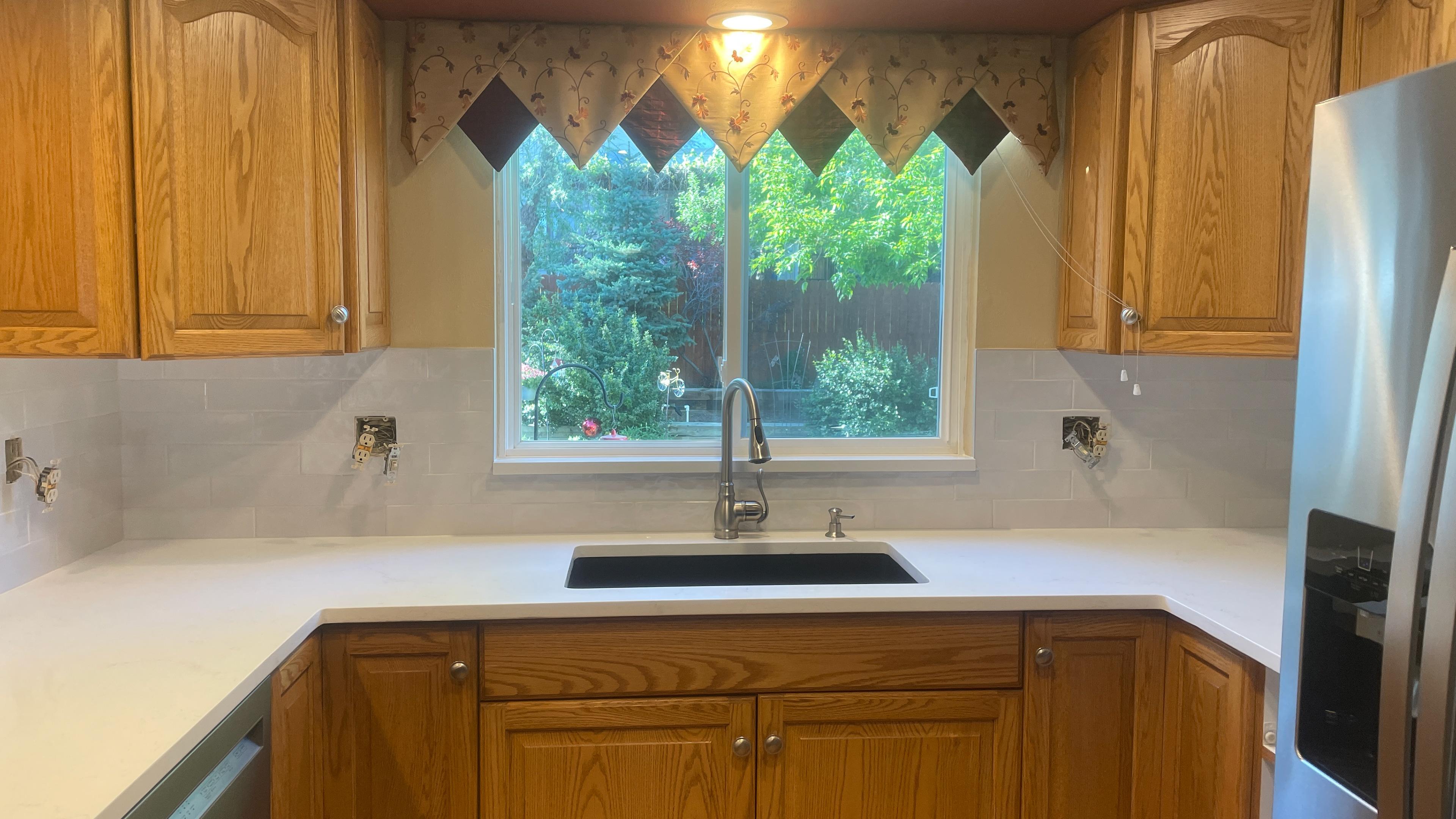 Home Design Business Remodeling Projects Backsplash Kitchen Centennial Co
