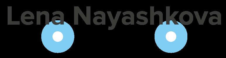 Lena Nayashkova Logo