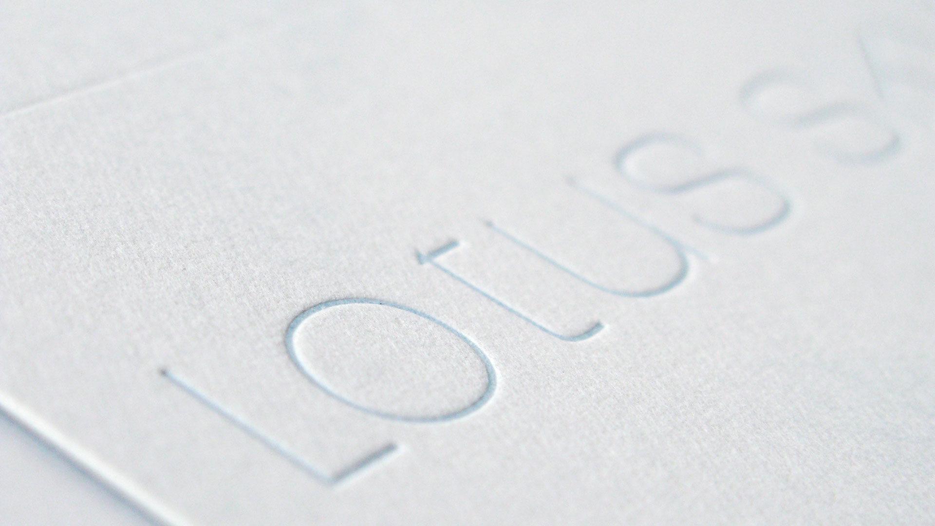 Silo Design Inc - Lotus Sky: Logo and business card