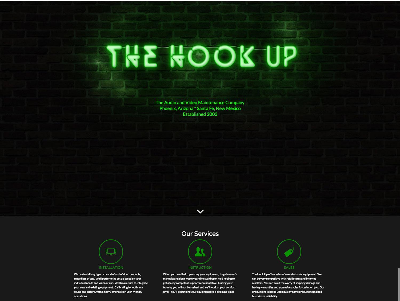 Hook up ab