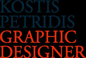 Kostis Petridis Graphic Designer