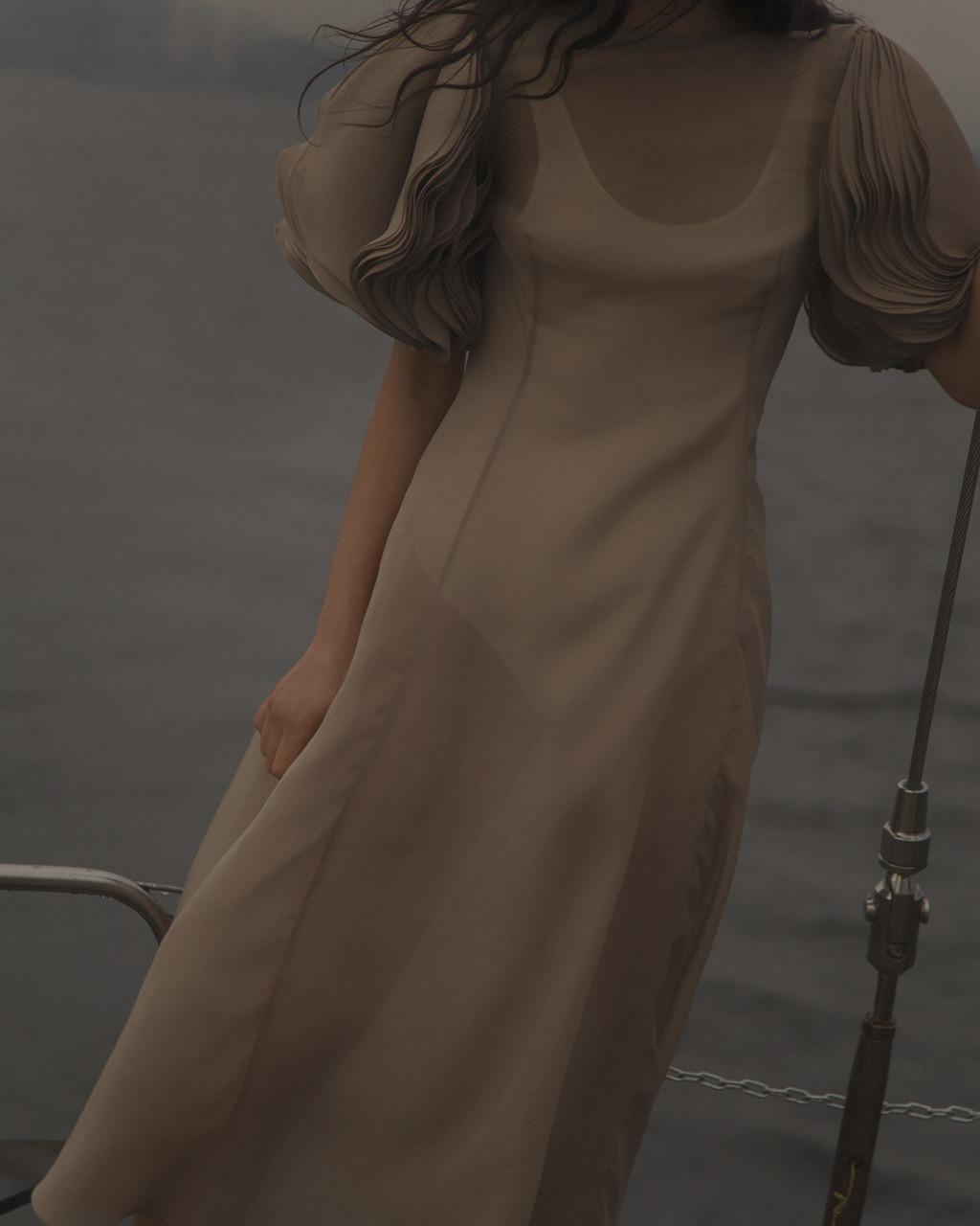 ANASTASIYA LISITSYNA - Yacht story for MY812