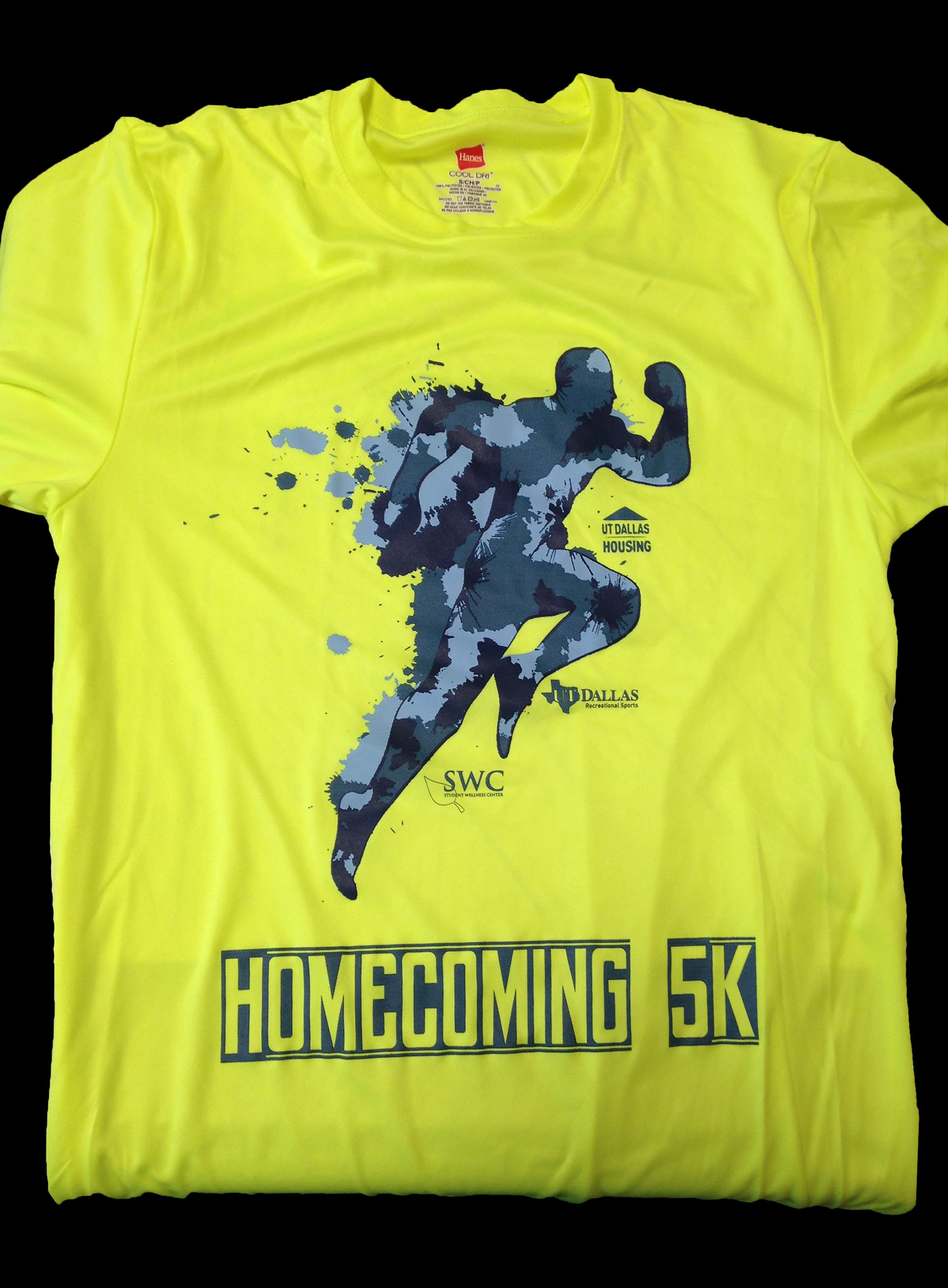 Nicole Brown Homecoming 5k T Shirt 2015