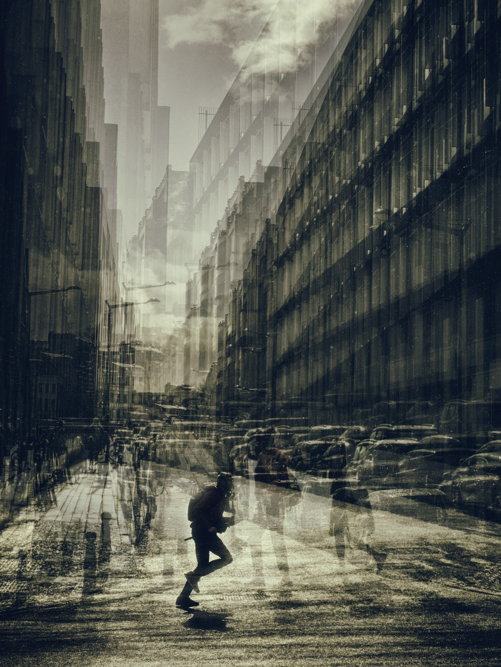 Thomas Vanoost - Instability series 2