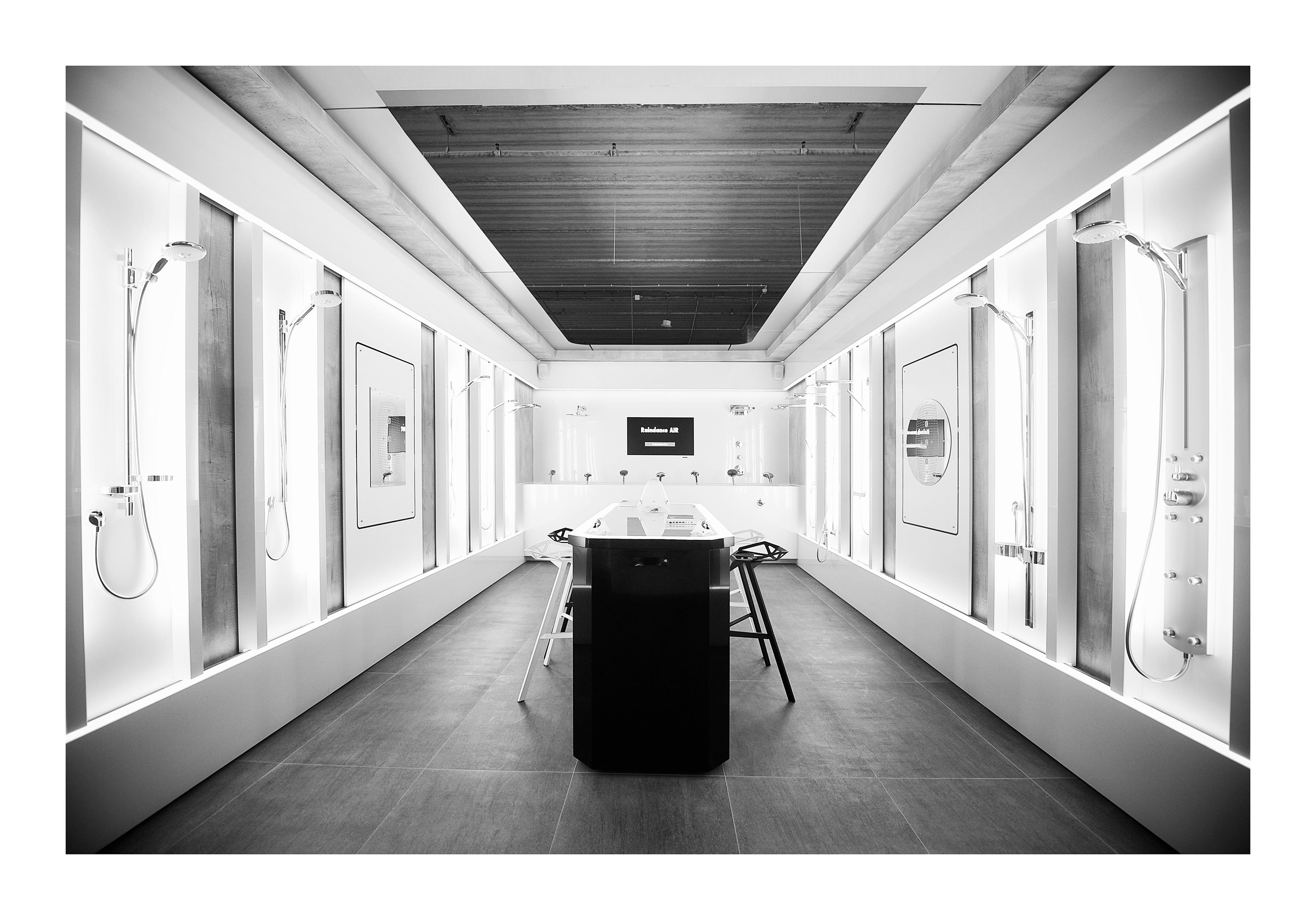 Brickworks - Hansgrohe Showroom