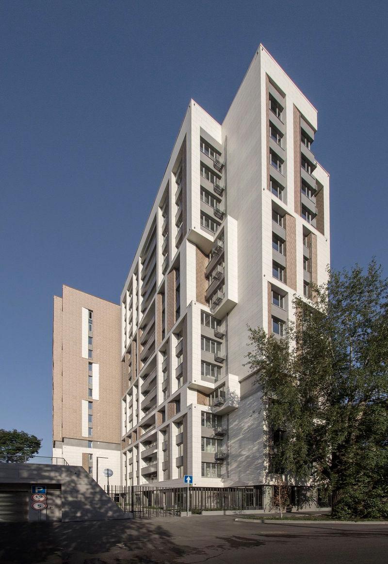 DIDORENKO - Borisovskaya high-rise apartment building