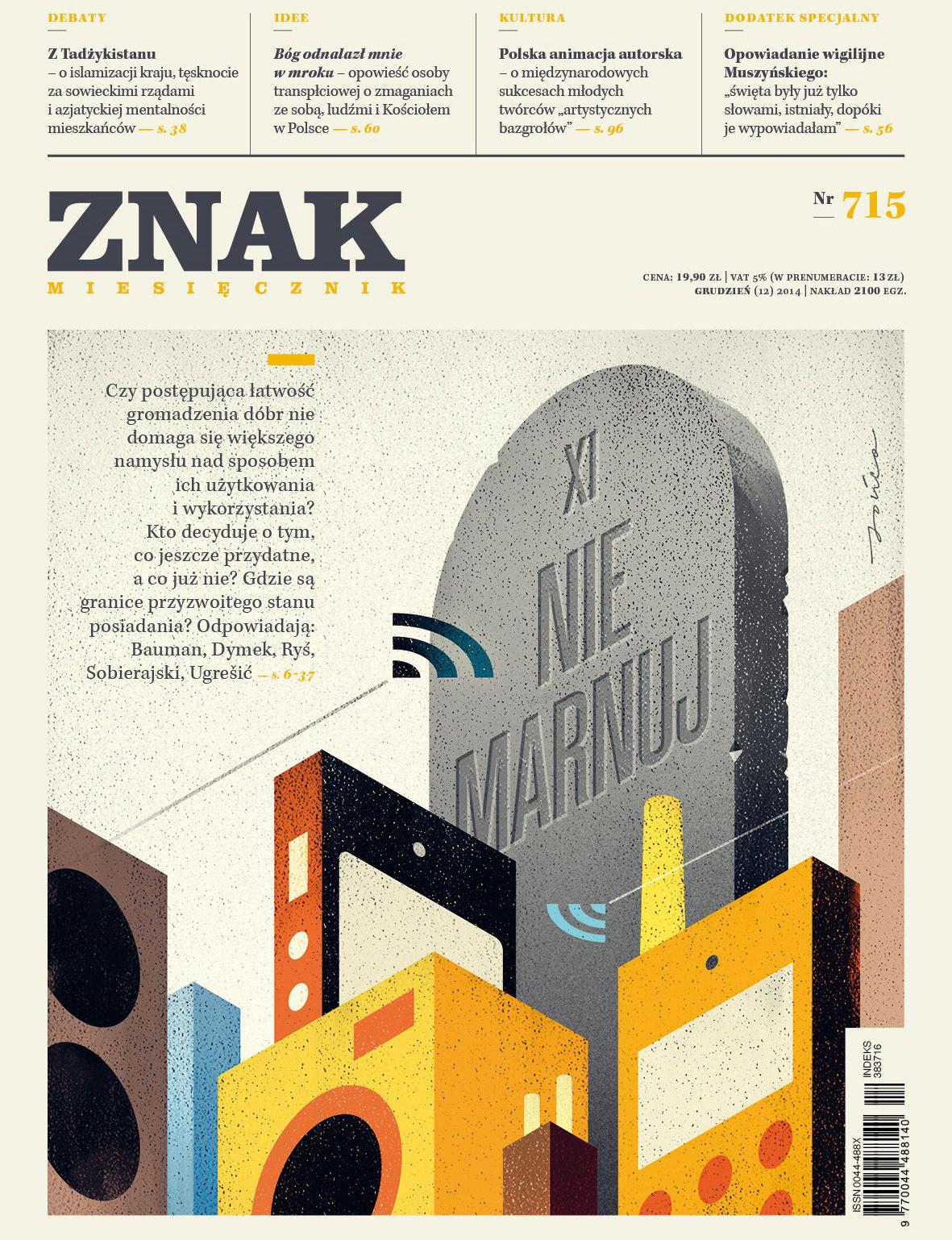 Pawel Jonca  Illustration artist  - Smart home