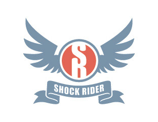 Shock Rider logo