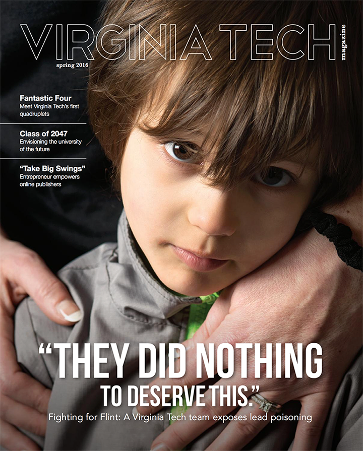virginia tech essay 2013