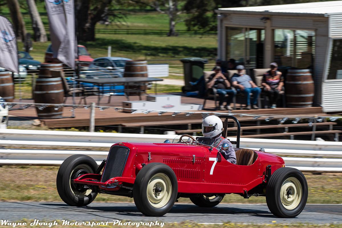Wayne Hough Motorsport Photography - Vintage Collingrove 2018