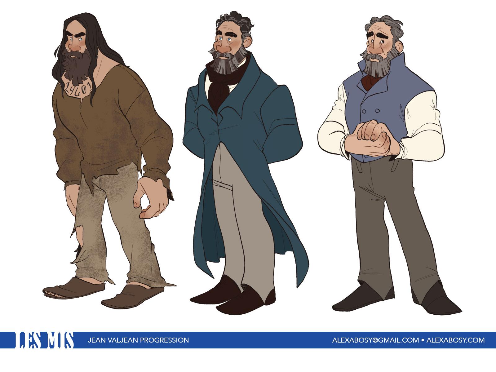 Character Design Portfolio Pdf : Alexa bosy character design