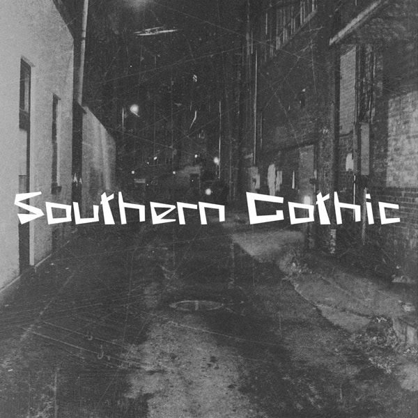 Also The Genre Of Literature Named Southern Gothic Which Fits Aesthetic I Was Going For When Designed This Wanted Typeface To Be Authentic