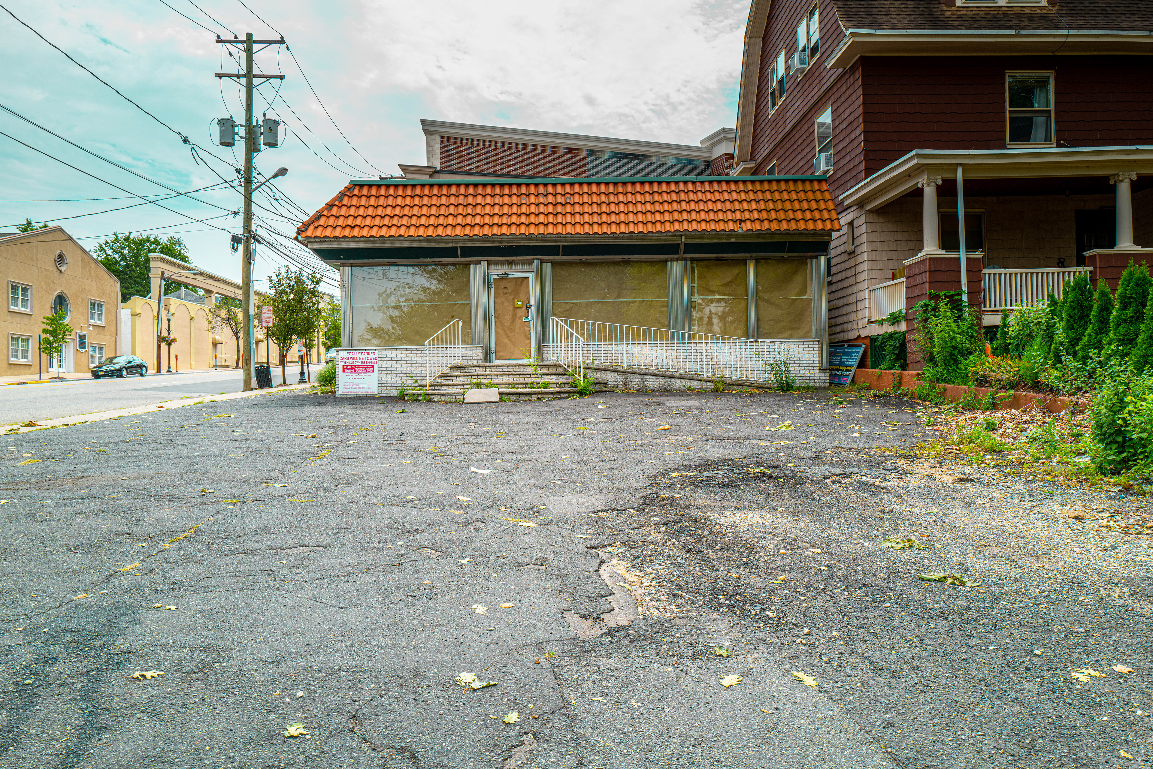 Steven Kushner Photography - Suburban Decay