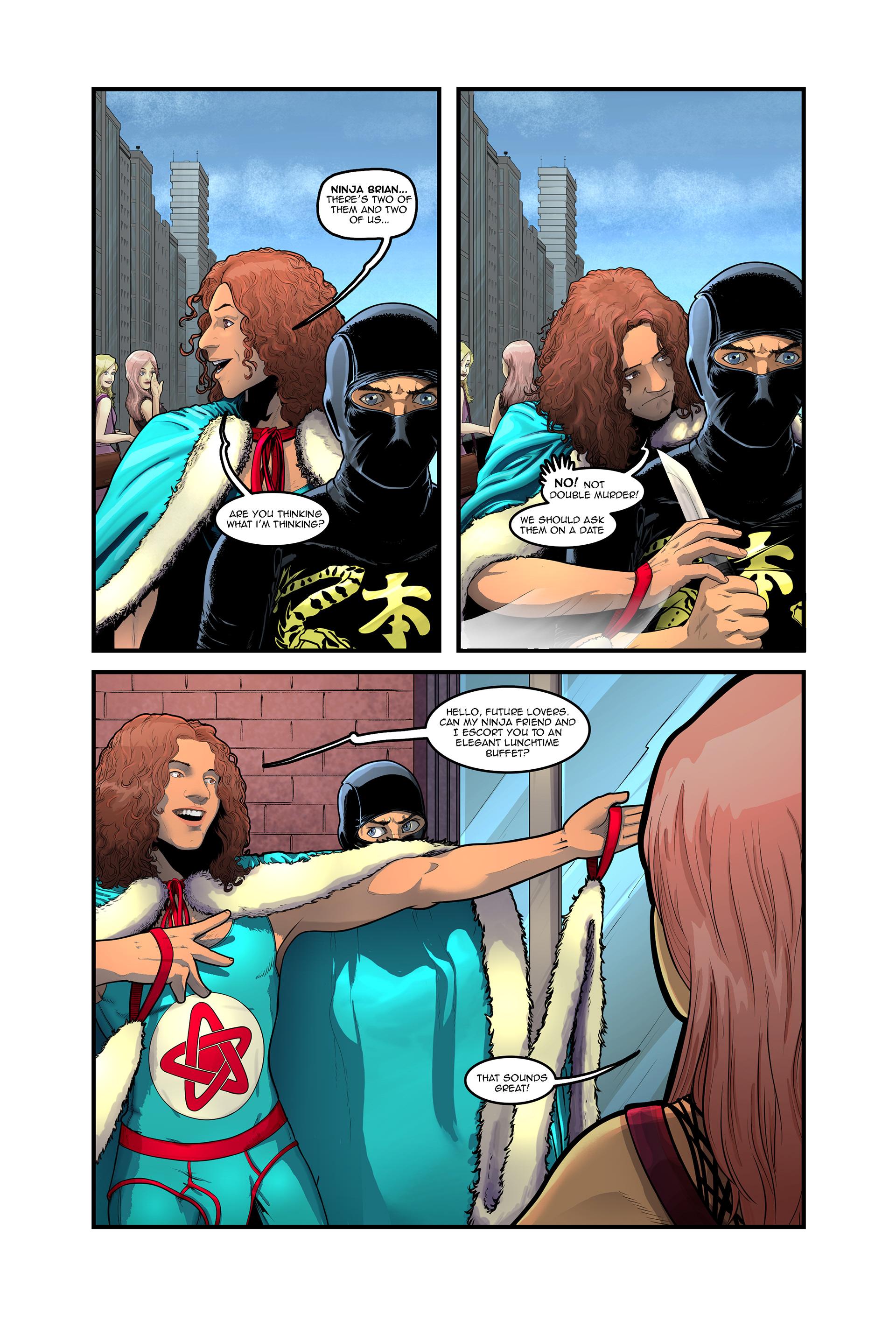 Sex comic HOT INCEST