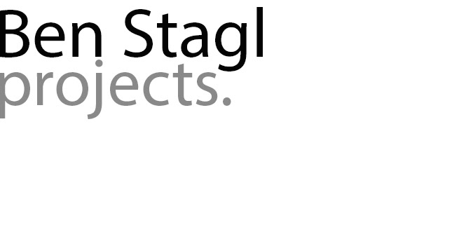 Ben Stagl Projects