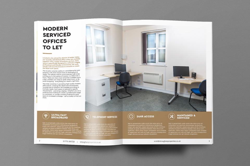 Matt Gibson Serviced Office Brochure