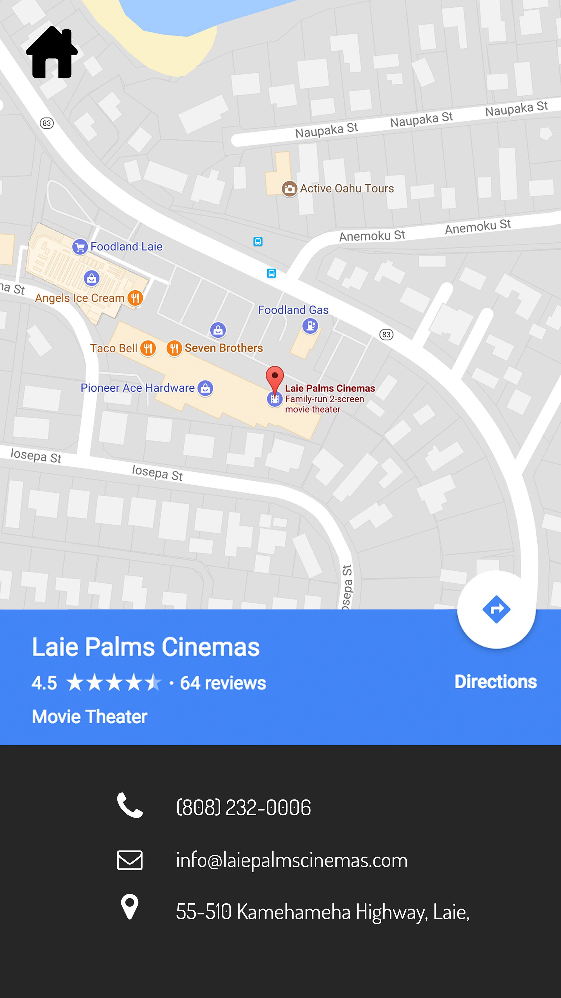 Victor Olesen - Laie Palms Cinemas Redesign
