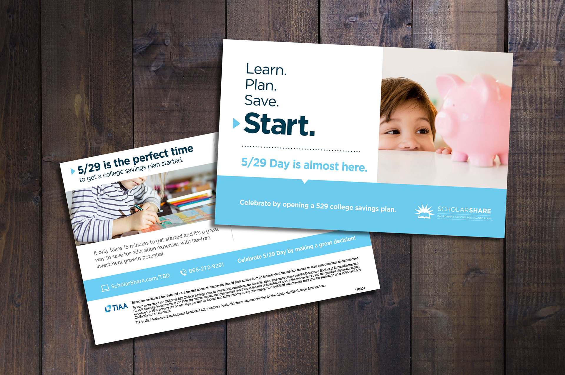 529 college savings plan direct - Using Both Targeted Banners And Direct Mail This Effort Focuses On Upcoming May 29 Or 529 Day As A Motivator To Start Saving For Your Kids Education
