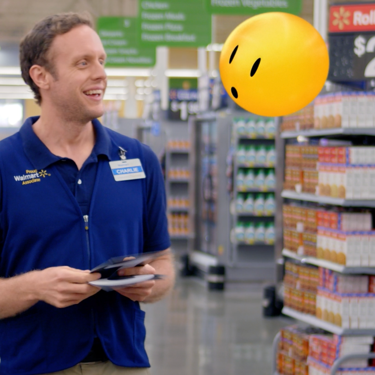 Anthony Chelette Walmart Return Of Smiley