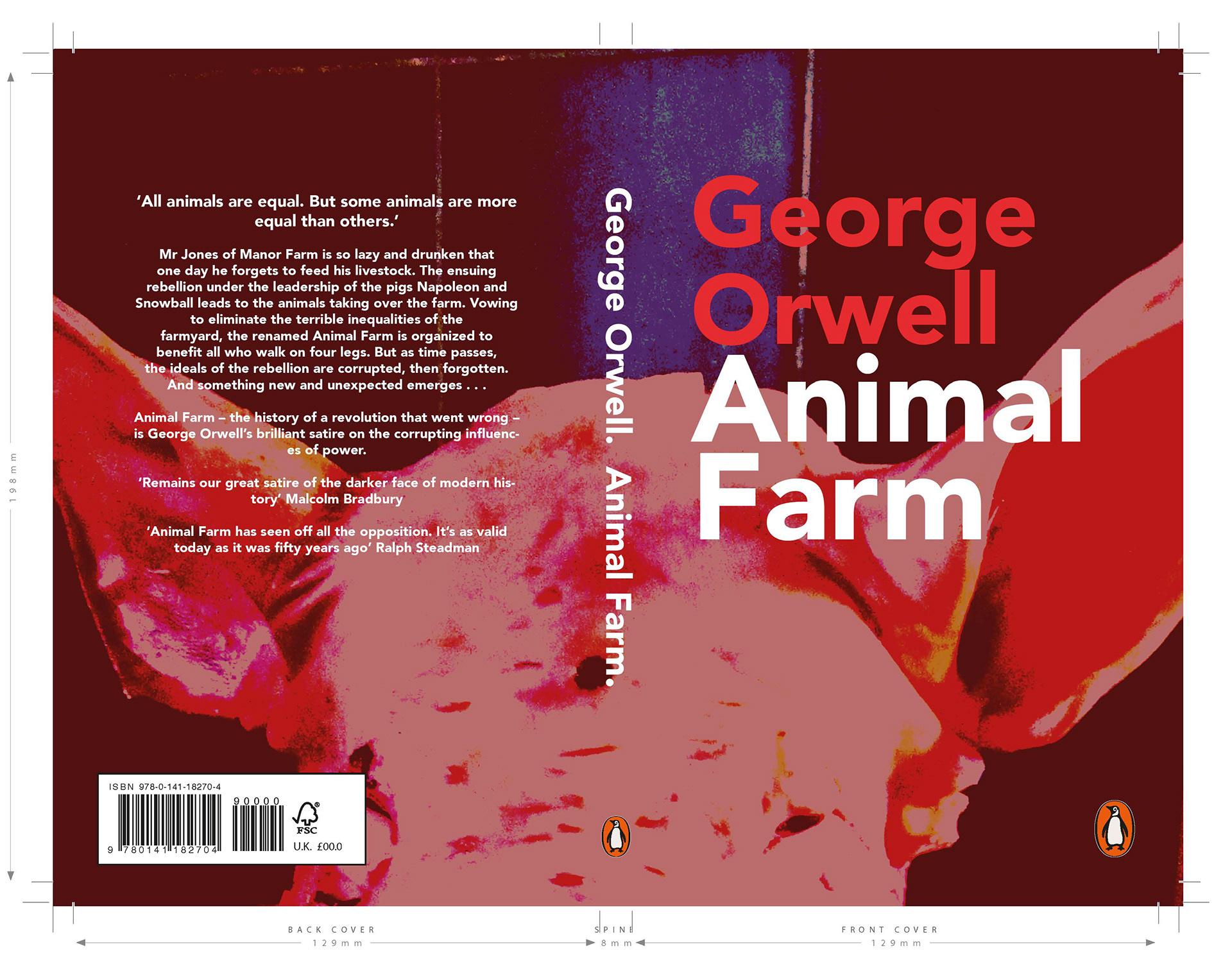 Stuart Budd Animal Farm