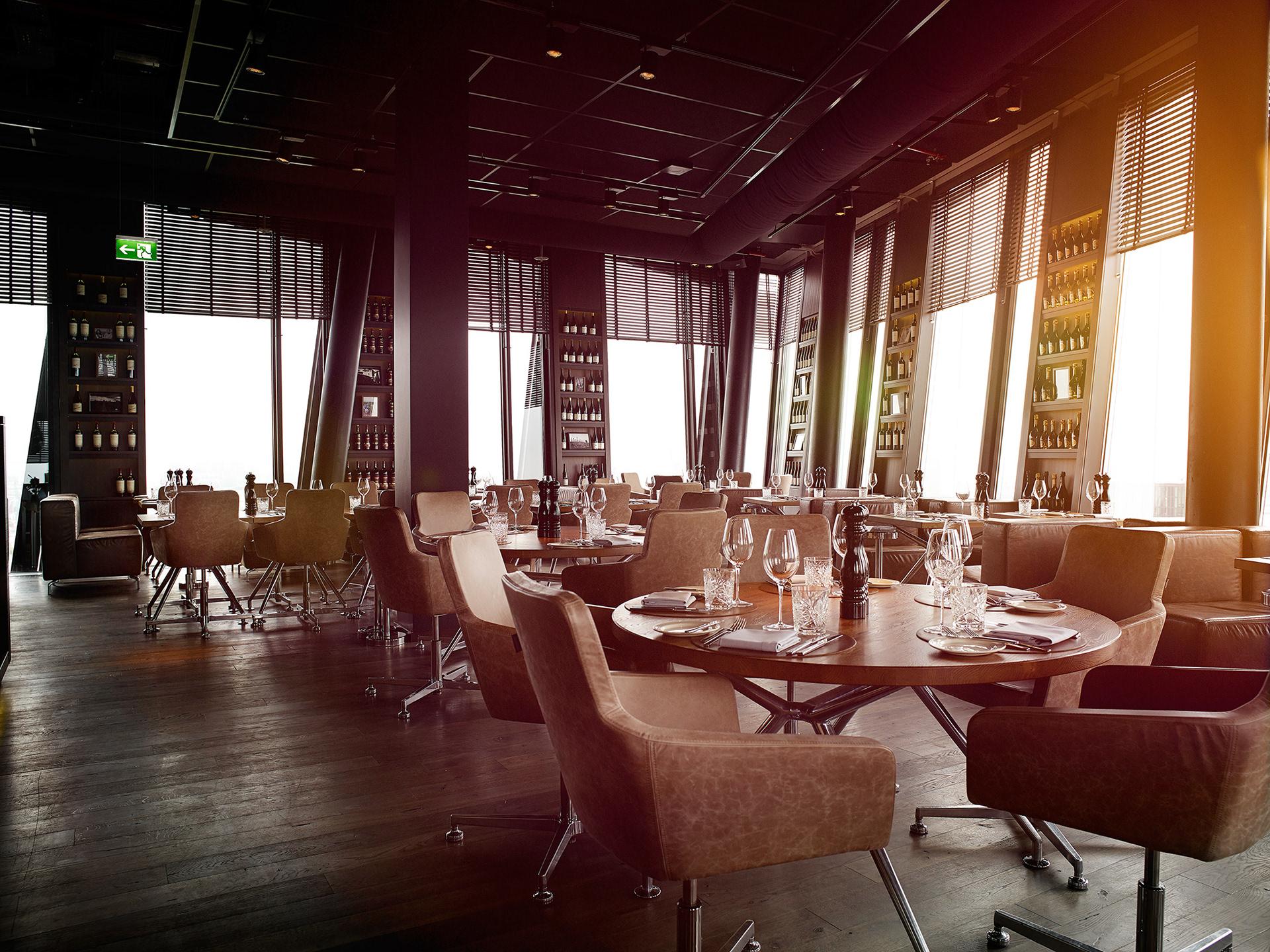 Claus Morgenstern - Clouds Restaurant Hamburg