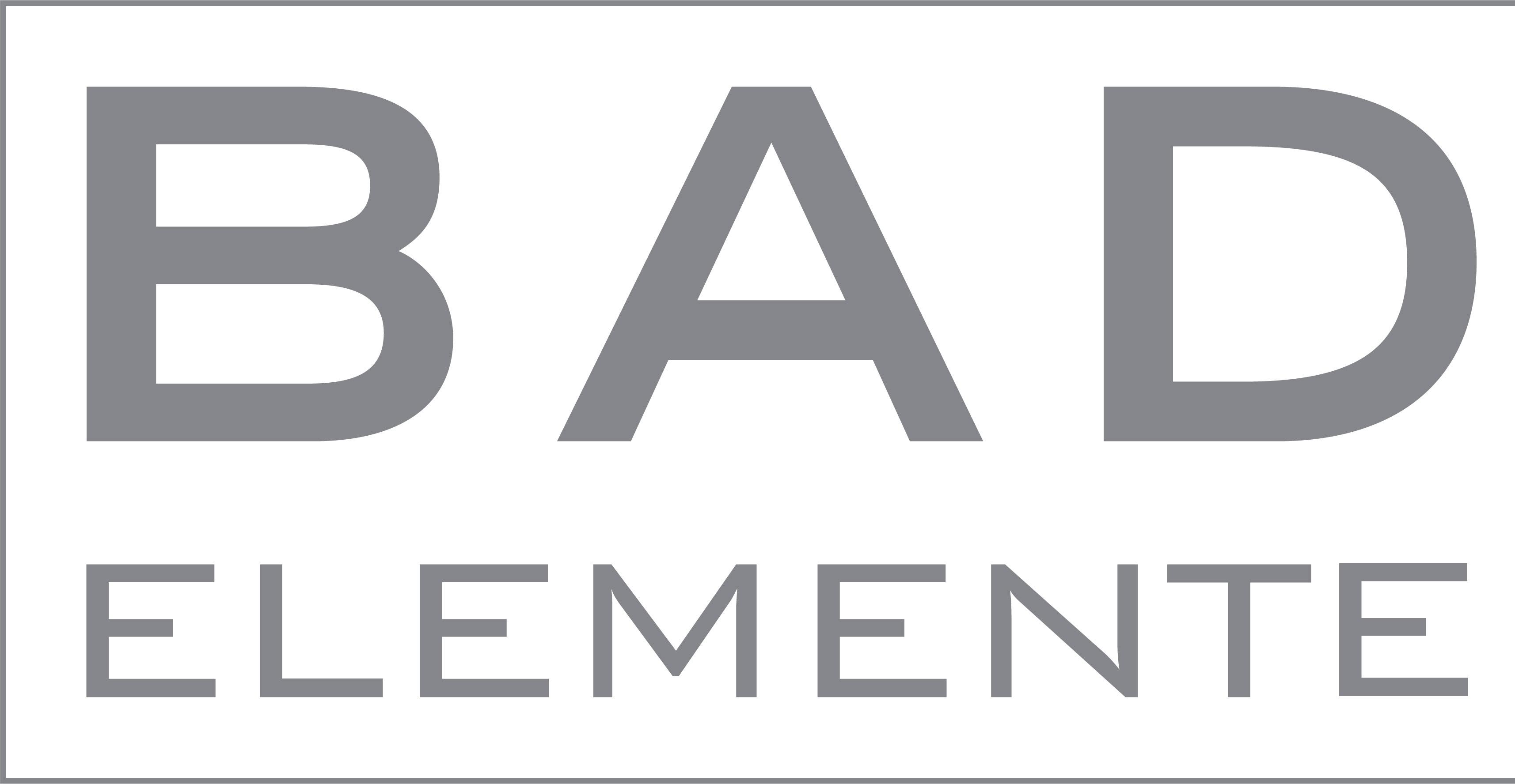 BAD ELEMENTE Logo