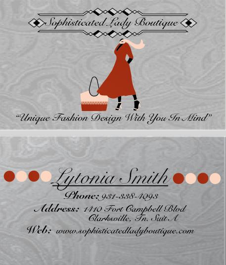 Jumanji Lipford - Sophisticated Lady