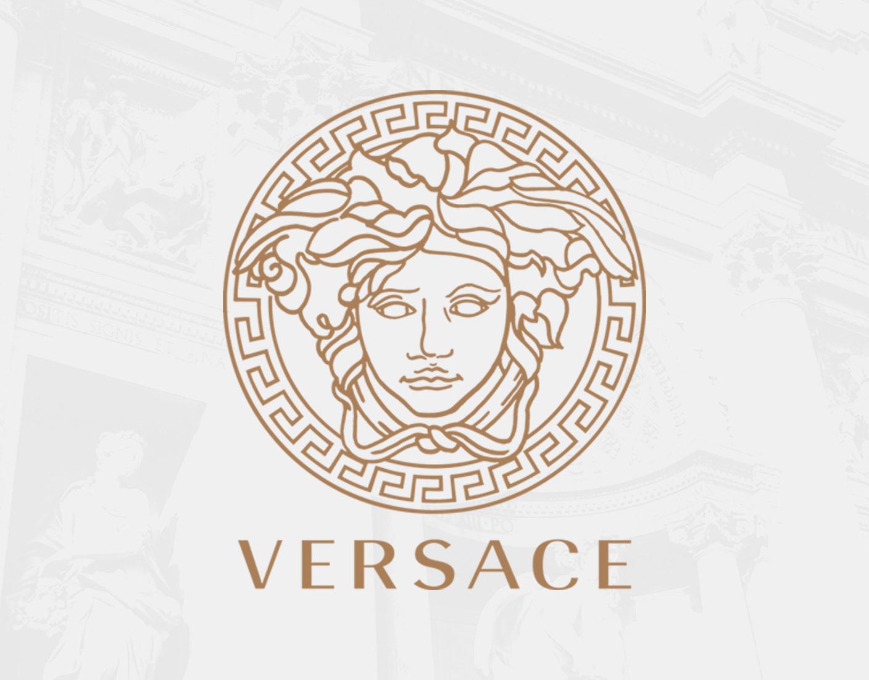 Версаче логотип картинки
