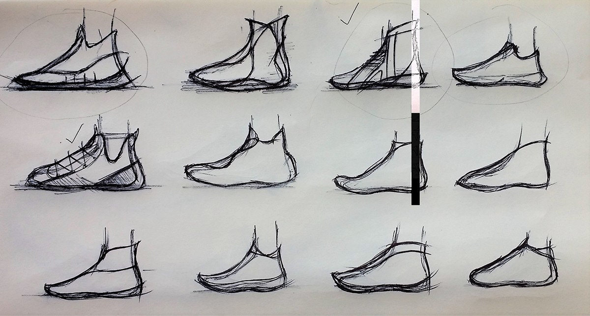 e815ab4e1db Here is a short little video I put together to showcase the different views  of my shoe design.