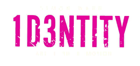 Simon Ward - 1d3ntity - Artwork | Music Video | Animation