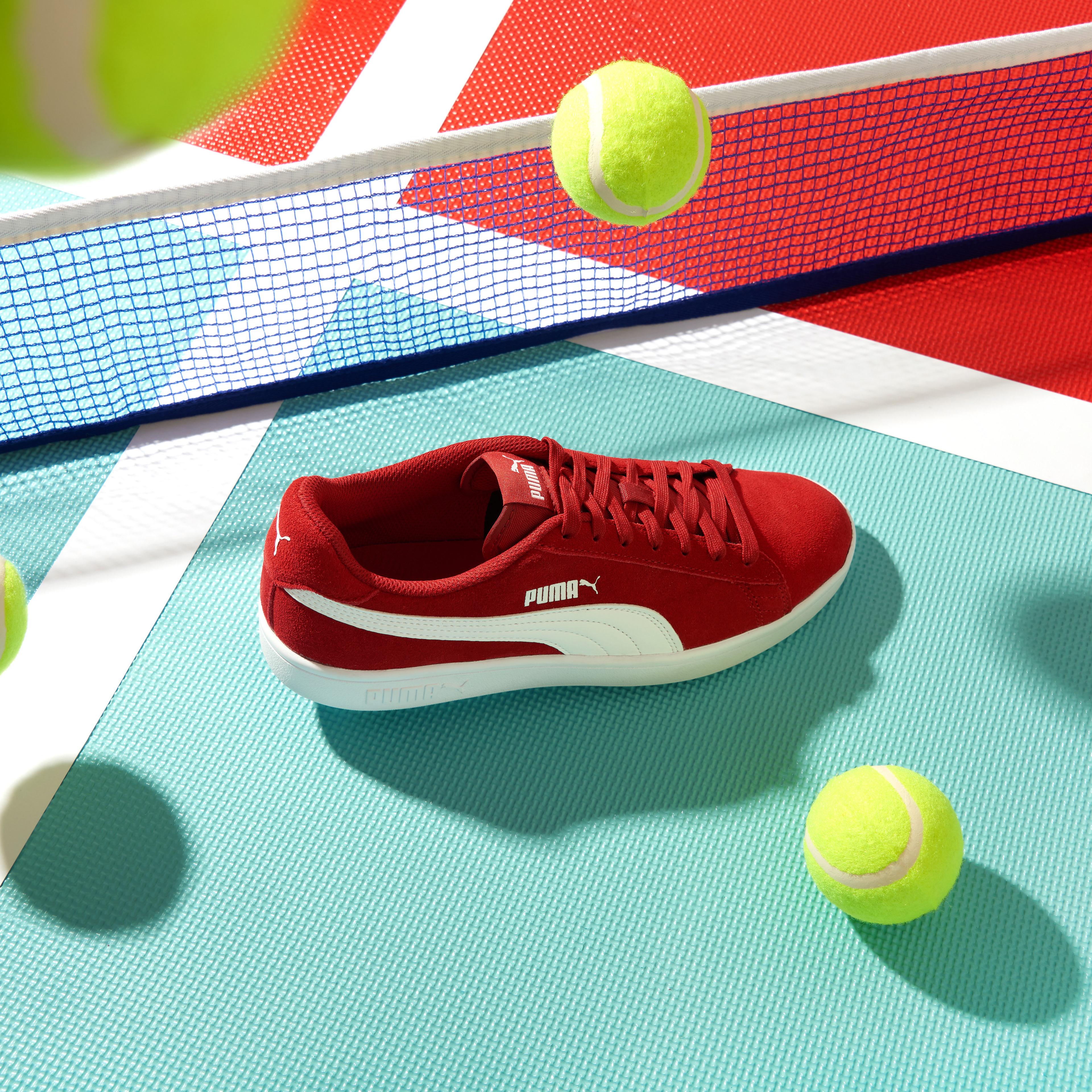 Nicole Escobar Tennis Court Editorial