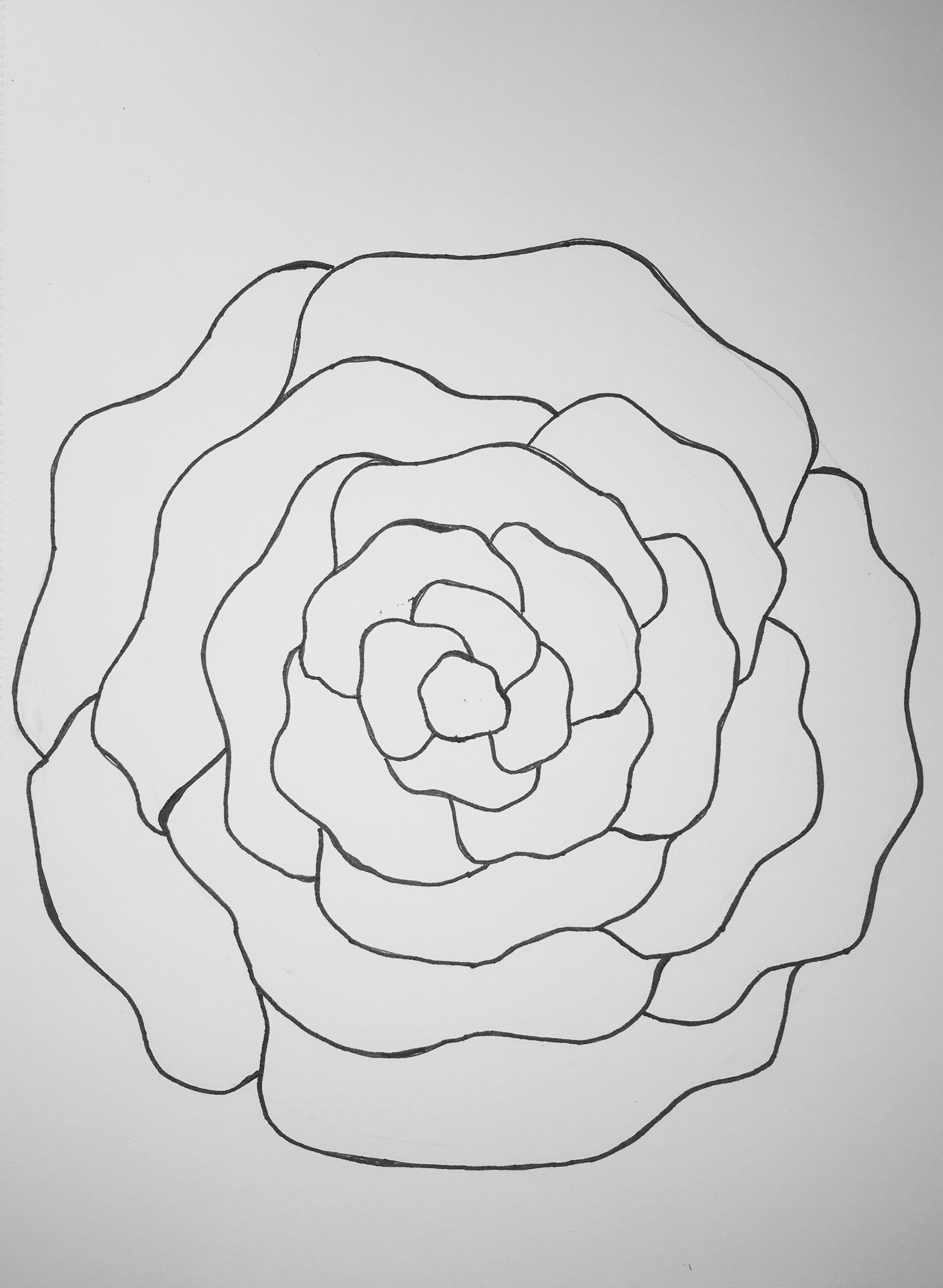 Wong Kitty Zen Rose Artwork Ii