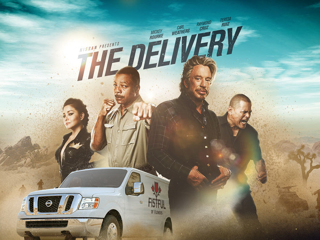 roman ivashnev - Nissan The Delivery Official Movie Site
